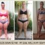 O femeie a slabit 68 de kilograme dupa ce a renuntat la 4 alimente! Iata care a fost planul ei de nutritie