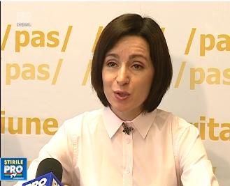 """Maia Sandu o acuza pe actuala sefa de la educatie ca ar vrea sa distruga tot ce a construit ea: """"O persoana cu serioase probleme de integritate"""" - VIDEO"""