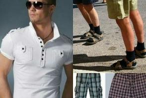 Articole vestimentare pentru barbati care provoaca dezgustul moldovencelor. Vezi ce trebuie sa arunci imediat din garderoba - FOTO