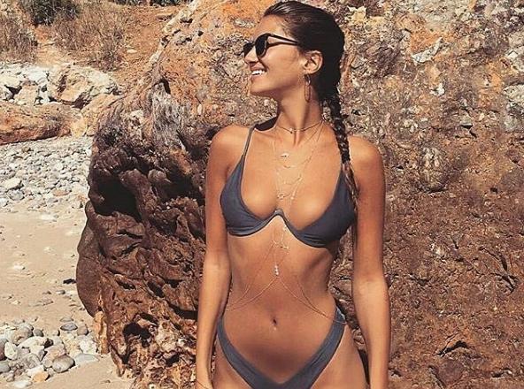 Noul model de bikini Bamba face furori printre fashionistele de pe Instagram. Este superb - FOTO