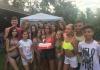 Cea mai populara adolescenta de la noi a implinit 13 ani. Iuliana Beregoi da azi o ditamai petrecere la piscina - VIDEO