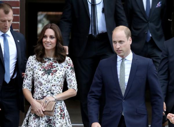 Kate Middleton continua sa surprinda placut! O noua aparite ravasitoare