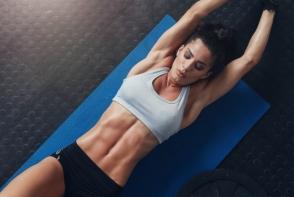 Exercitiile pe care trebuie sa le faci ca sa obtii abdomenul mult visat. Iata cateva sfaturi si trucuri pentru un rezultat mai rapid - FOTO