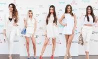 Invazie de tinute albe, la Perfect White Party! Invitatii au imbracat cele mai stilate si cool outfituri all white - FOTO