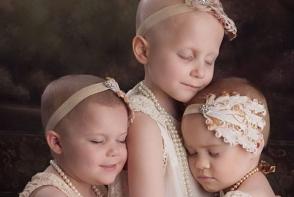 Au fost surprinse cand se luptau cu cancerul! Iata cum arata copilele dupa 3 ani - FOTO
