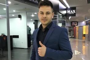 El ii imbraca pe barbatii de la noi! Omul de afaceri Dan Ionita, despre reteta succesului in bussines - FOTO
