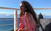 Xenia Deli, o adevarata papusa Barbie! In ultima poza a batut recordul la frumusete - FOTO