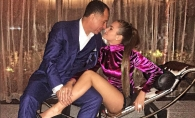 Xenia Deli si sotul sau, transpirati la maxim! Cum au fost surprinsi cei doi - VIDEO
