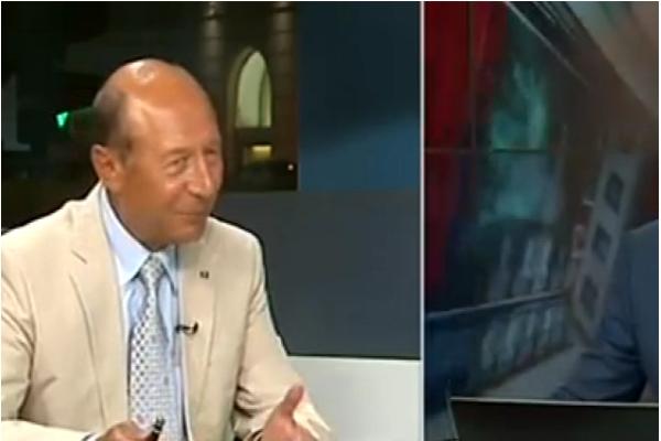 """Traian Basescu nu va fi niciodata presedintele Republicii Moldova. Nu ca nu ar vrea, dar nu are dreptul sustine fostul lider de la Bucuresti: """"Trebuie sa fii nascut pe teritoriul RM"""" - VIDEO"""