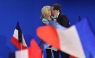 Cum au descoperit parintii lui Macron ca la 16 ani avea o relatie cu profesoara sa de 40 de ani. A fost un soc pentru ei - FOTO