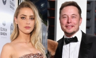 Amber Heard, fosta sotie a lui Johnny Depp, este ghinionista in dragoste! A parasit-o miliardarul si este devastata - FOTO