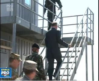 Revenit din vacanta din Grecia, Dodon anunta ca va inspecta poligonul de la Bulboaca - VIDEO