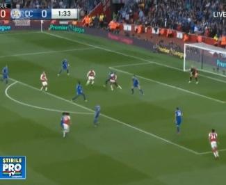 Arsenal si Leicester au facut show in primul meci din cel de-al 25-lea sezon de Premier League: tunarii au marcat 4 goluri - VIDEO
