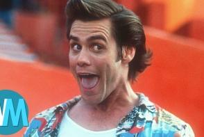 Actorul Jim Carrey s-a apucat de pictat! Iata ce opere de arta face - FOTO
