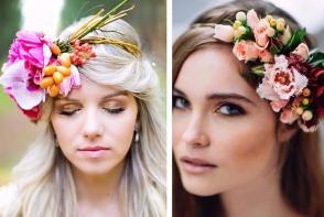 Esti viitoare mireasa? Iata cateva modele de coronite care sa te inspire in aceasta vara - FOTO