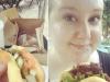 A fost vegetariana timp de 16 ani. Ce s-a intamplat dupa ce a inceput sa manance din nou carne - FOTO