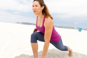 8 exercitii fizice pe care oricine le poate face! Incearca si tu - FOTO