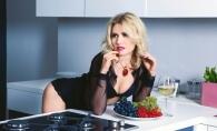 Dianna Rotaru, poze fiebinti, in costum de baie! Focoasa blonda arata incredibil - FOTO