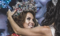 Sotia unui cunoscut prezentator TV a devenit Missis Rusia 2017. Gurile rele spun ca titlul ar fi cumparat - FOTO