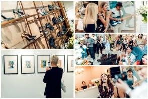 Premiera in Moldova, shopping si arta intr-un singur loc! Iata cum a fost evenimentul de deschidere a Galleriei Concept Store - VIDEO