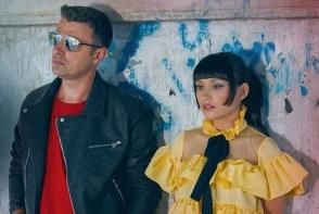Moldoveanca si-a surprins fanii, chiar de ziua ei. Irina Rimes si Vunk au lansat un videoclip - VIDEO