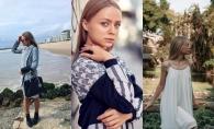 Desi este model, rochiile mulate si tocurile foarte inalte nu o incanta. Alexandra Livitchi ne prezinta stilul sau vestimentar - FOTO