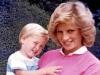 Imaginea devastatoare cu Printul Harry si William, la cateva zile dupa moartea Printesei Diana. Iata cum au fost surprinsi - FOTO