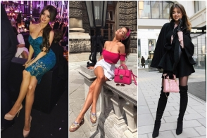 Are aproape 20 de mii de followeri pe Instagram, iar hainele ei sunt ca de pe podium. Cristina Osipov, fiica ambasadorului din Austria, in niste tinute demne de Hollywood - FOTO