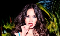 Megan Fox, fotografii doar in lenjerie intima! Cum s-a lasat pozata una dintre cele mai sexy mamici din showbiz - FOTO