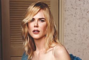 Uda si fara sutien, Nicole Kidman a aprins imaginatia admiratorilor! Iata in ce pictorialul plin de senzualitate a aparut - FOTO
