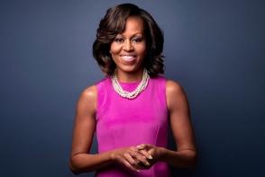 Imagini nemaivazute cu Michelle Obama. Cum se antrena fosta Prima Doamna pe gazonul de la Casa Alba - FOTO