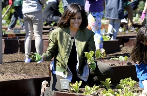 Michelle Obama a dezvaluit singurul aliment pe care nu-l consuma niciodata. Iata care este acesta