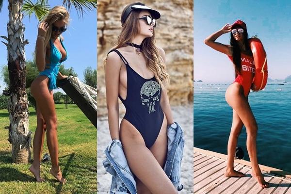 Topul celor mai sexy modele si interprete de la noi! Cine arata cel mai bine in costum de baie, dupa parerea reporterului Andrei Nistreanu - VIDEO