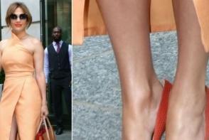 De ce isi chinuie divele picioarele in pantofi prea mari pentru ele. Adevaratul motiv pentru care se incalta asa