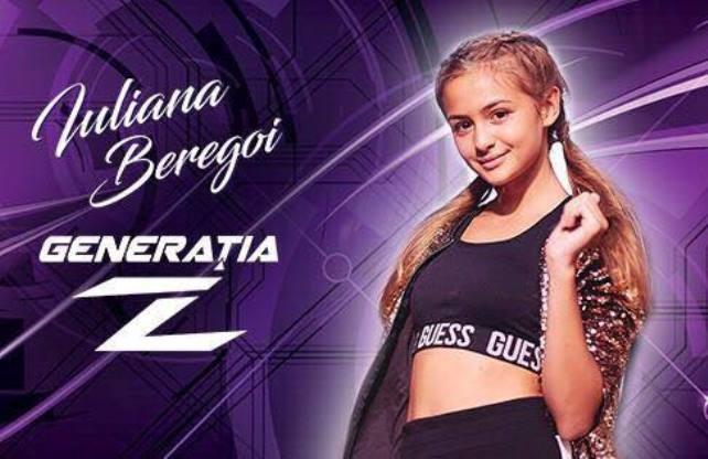 Iuliana Beregoi, cea mai populara adolescenta de la noi, sparge topurile din nou! Vezi noul sau videoclip - VIDEO