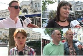 Moldovenii, despre scoala, lectii si profesori: ce discipline cred ei ca trebuie introduse in planul scolar - VIDEO