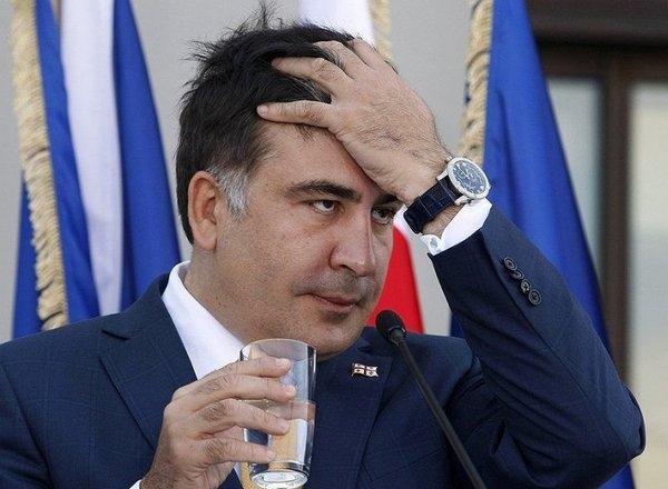 S-a pornit, dar inca nu a ajuns. Fostul guvernator al regiunii Odesa, Mihail Saakasvili a pornit spre Ucraina, chiar daca autoritatile de la Kiev au anuntat ca nu-i vor permite sa intre in tara - VIDEO