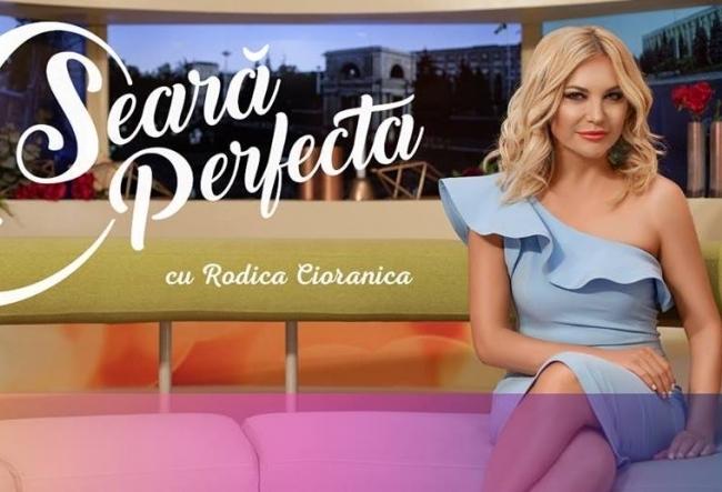 Emisiunea O Seara Perfecta cu Rodica Cioranica, din 08.09.2017 - Prima Parte