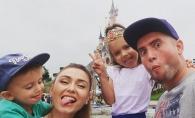 Vacanta ca in basme, la Disneyland Paris! Vezi cele mai tari momente din aventura familiei bloggeritei Ana-Irina - VIDEO