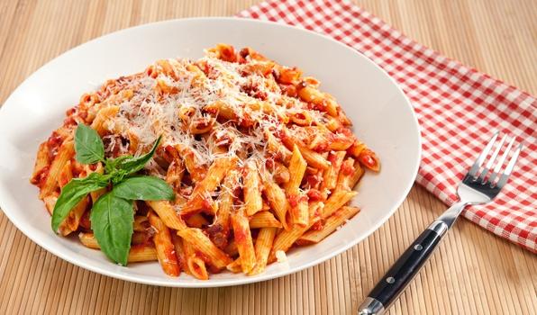 Penne Arrabbiata asa cum le prepara italienii