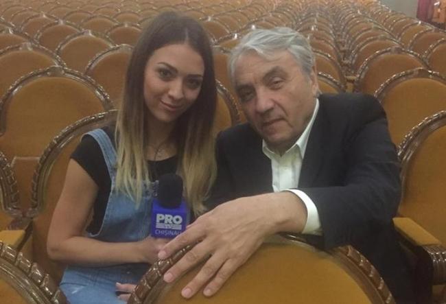 La Filarmonica Nationala Serghei Lunchevici s-a cantat o melodie in premiera. Vezi despre ce este vorba - VIDEO