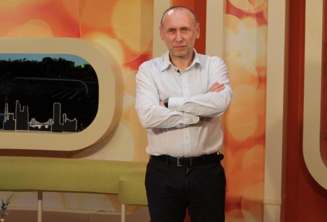"""Igor Guzun, despre fiica sa: """"Este unul dintre cititorii mei, poate cel mai drag."""" Afla ce a mai spus scriitorul - VIDEO"""