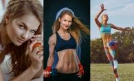 La doar 20 de ani, isi traieste viata din plin! Este model, dansatoare, motociclista, joaca frisbee si are peste 50 de medalii la concursuri de dans! Cunoaste-o pe moldoveanca Lena Sumscaia - FOTO