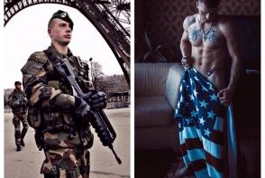 Ziua militar, iar seara, dansator in club, dar mai cocheteaza si cu modellingul! Cunoaste-l pe Gheorghe Cretu, burlacul moldovean care isi imparte viata intre cele trei mari pasiuni - FOTO