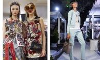 Un brand de la noi a anticipat ideea tinutelor Dolce& Gabbana de la Saptamana Modei din Milano. Afla care este elementul care apare in ambele colectii  - FOTO