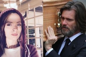 """""""M-ai introdus in lumea drogurilor si a prostitutiei, Jim."""" Scrisoarea de adio pe care fosta iubita i-a lasat-o lui Jim Carrey face inconjurul internetului - FOTO"""