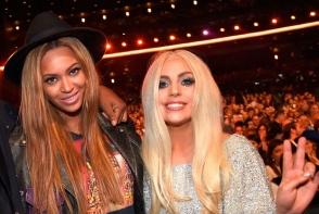 Beyonce, alaturi de Lady Gaga, in una dintre cele mai grele perioade din viata sa. Gestul facut de diva a emotionat fanii - FOTO