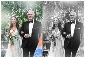 Lux si opulenta la nunta fiicei lui Valerii Meladze! Iata unde a avut loc marele eveniment - FOTO