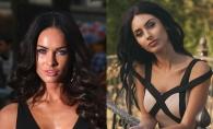 Moldoveanca ce seamana uluitor cu Megan Fox! E tanara, sexy si adora sa faca vlogging - VIDEO