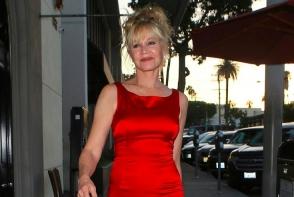 Melanie Griffith, rochie semitransparenta la 60 de ani. Actrita a lasat la vedere totul, cu tinuta sa de indrazneata - FOTO